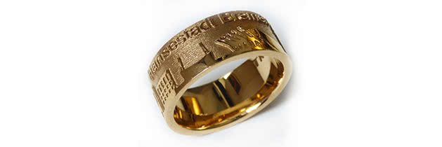 Ring gold  Bremen-Schmuck - Juwelier ehlers Juwelier ehlers