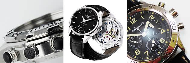 Kleinreperaturen von Uhren